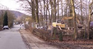 Abriss Wohnhaus Quellenhofweg Maraweg - web
