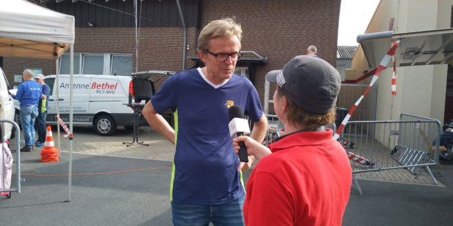 Andreas Post im Gespräch mit Tanja Krüger
